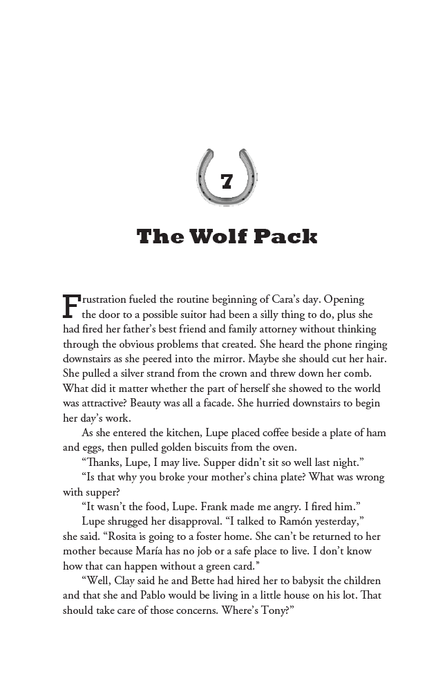 Fiction-Chapter Page