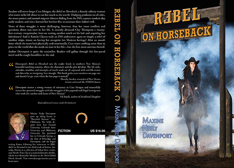 Rebel on Horseback